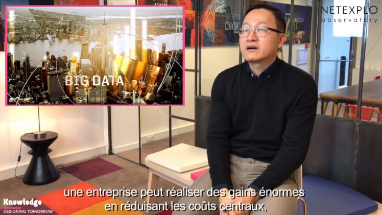 Wei Zhou's take on Big Data and its impact on businesses