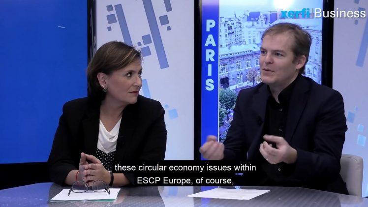 Entre croissance verte et décroissance, enseigner l'économie circulaire en école de commerce