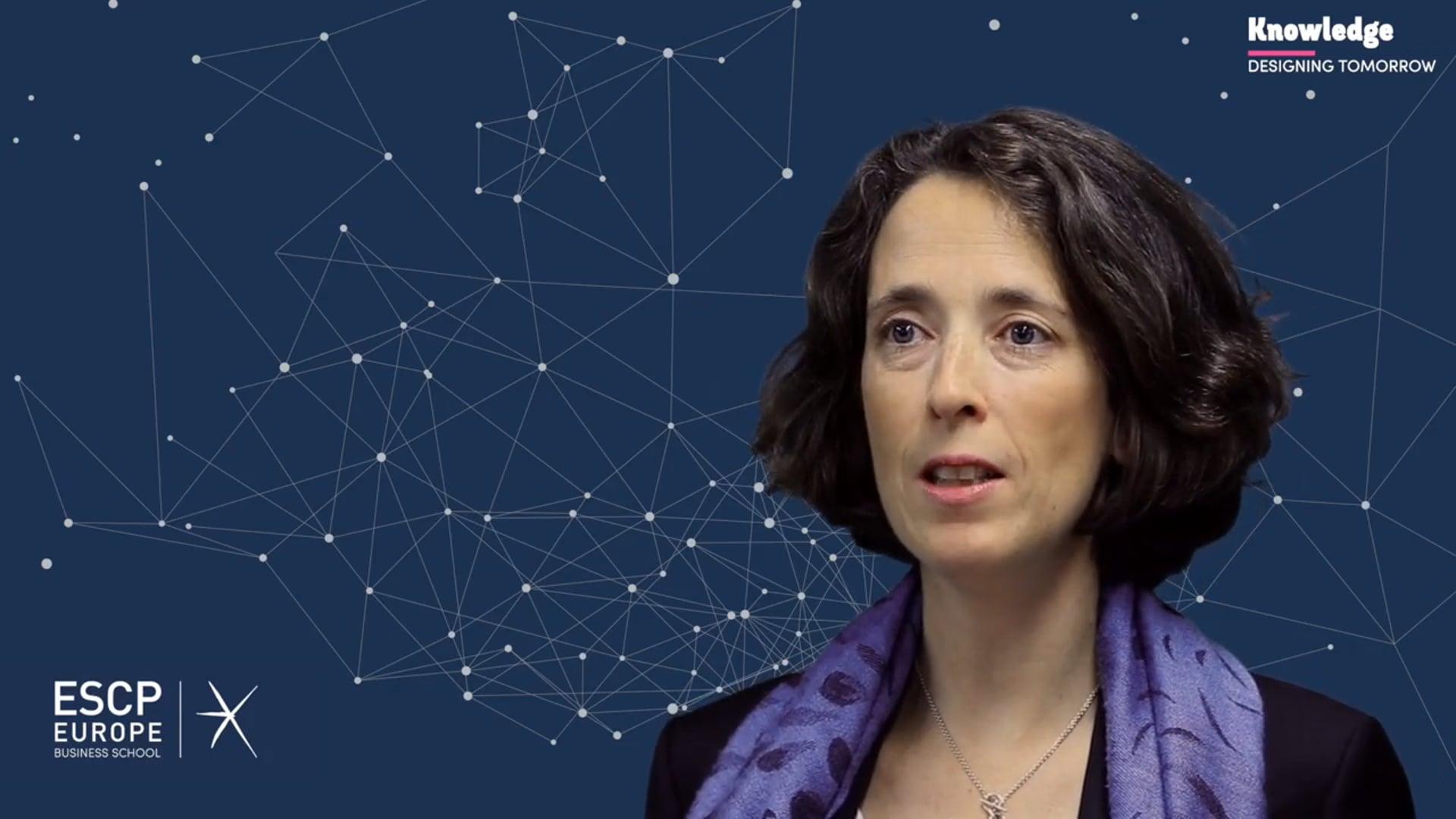 Bicentenary Talk d'Emmanuelle Léon : Travailler aujourd'hui, travailler demain – Vimeo thumbnail