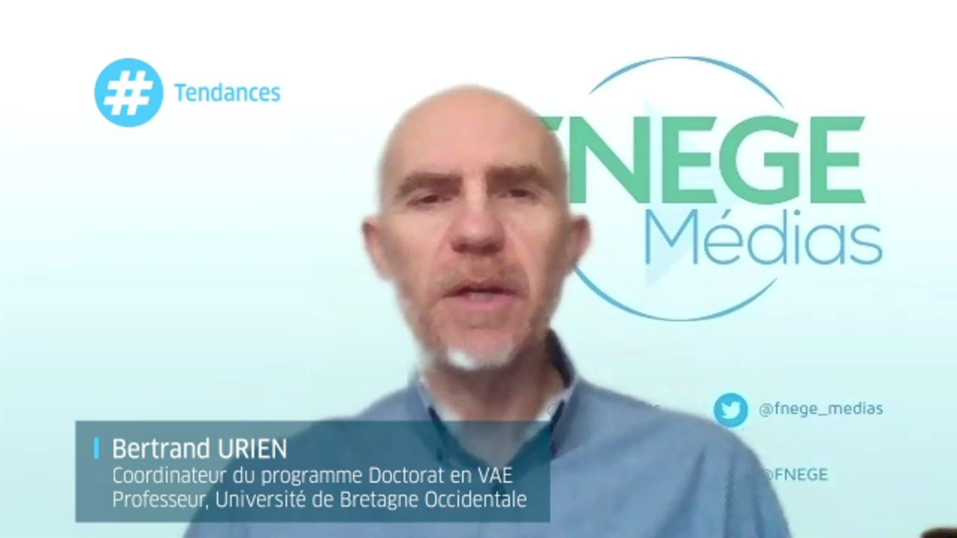 Présentation du Doctorat par la VAE – Vimeo thumbnail
